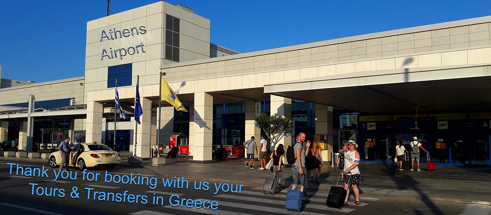Greece Private tours reviews