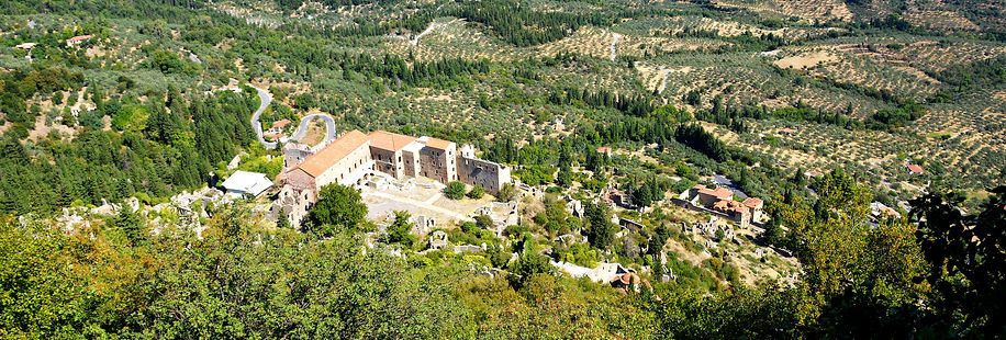 Tour in Mystras