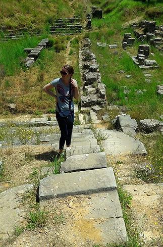 Private tour in Sparta