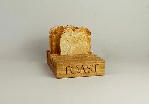 Oak Toast Rack
