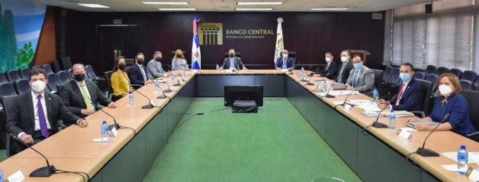 BC conversa con Conep sobre recuperación economía