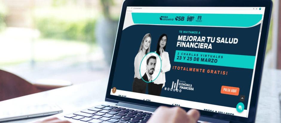 Superintendencia de Bancos auspicia conferencias de finanzas personales