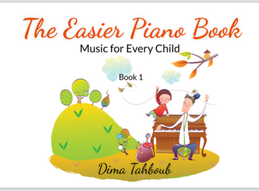 Get ready! A new piano method book for children with special needs is on its way.