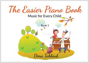The Easier Piano Book