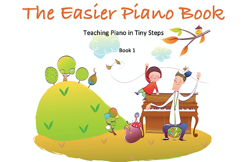 The Easier Piano Book 1