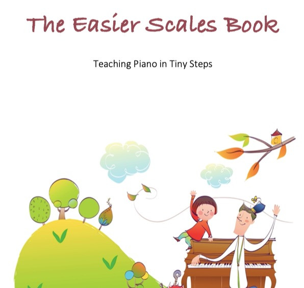 First color coded scales book