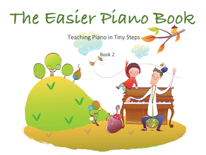 The Easier Piano Book 2 - Inside the Studio!