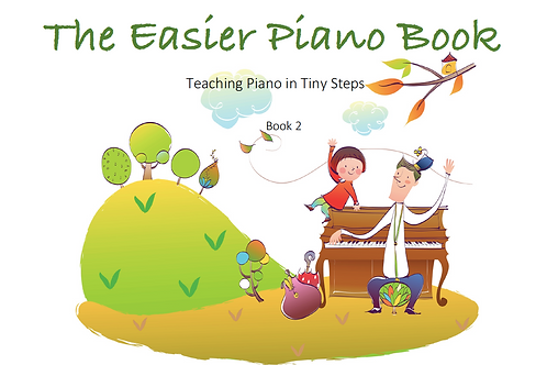 The Easier Piano Book 2