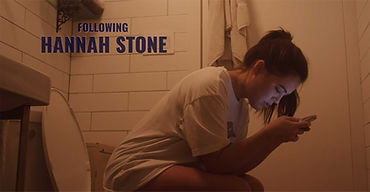 Following Hannah Stone