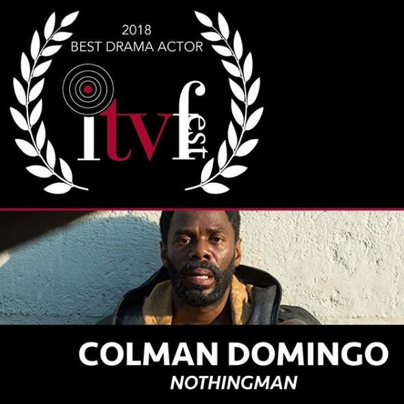 Best Drama Actor - Colman Domingo