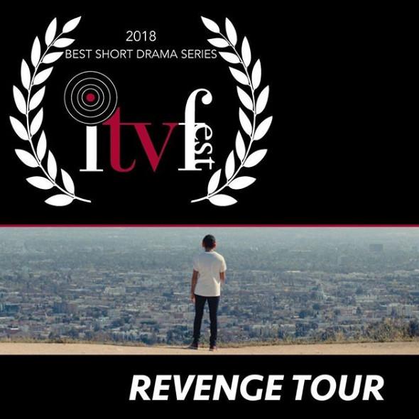 Best Short Drama Series 2018 - Revenge Tour