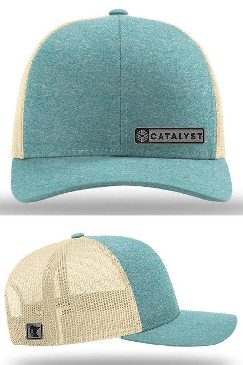 TRUCKER CAP - TEAL