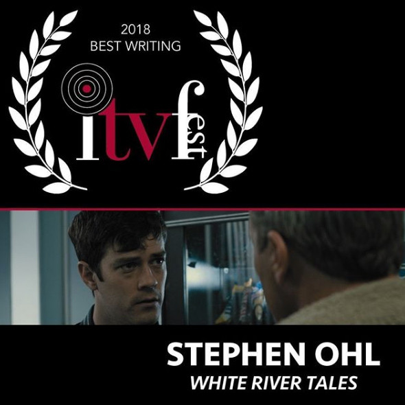 Best Writing 2018 - Stephen Ohl