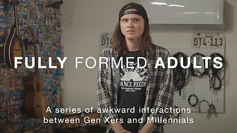 Fully Formed Adults poster
