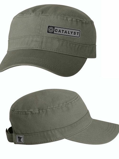MILITARY CAP - OLIVE