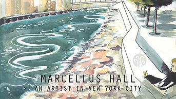 Marcellus Hall an Artist in New York City