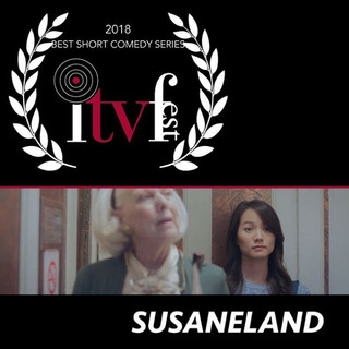 Best Short Comedy Series 2018 - Susaneland