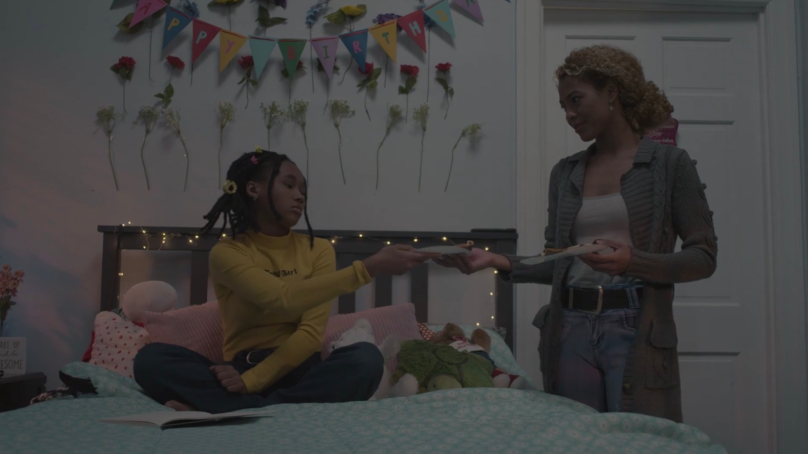 """Sleepover"" Short Film"