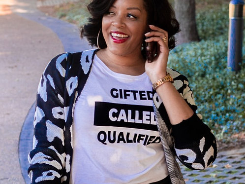 Gifted, Called, Qualified