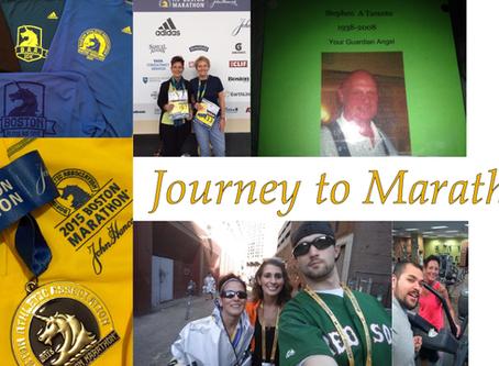 Journey to Marathon. Part 7