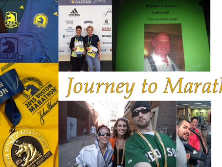 Journey to Marathon. Part 7