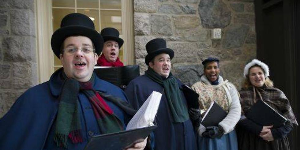 Victorian Carollers