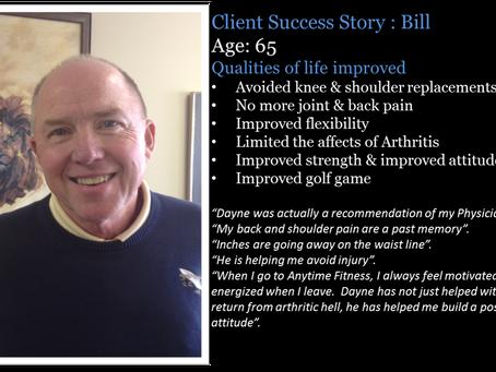 Client Success Story : Bill