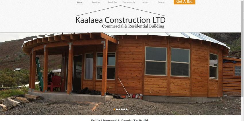 Kaalaea Construction