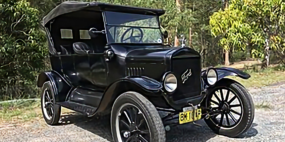 Old Colony Model T Club