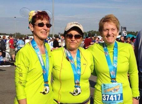 Journey to Marathon. Part 3