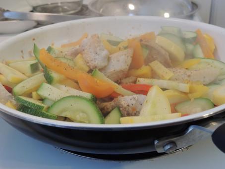 How To Cook : Chicken & Veggie Stir Fry
