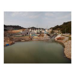 영주댐 건설현장