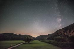 은하수의 밤