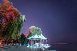 압록강의 밤