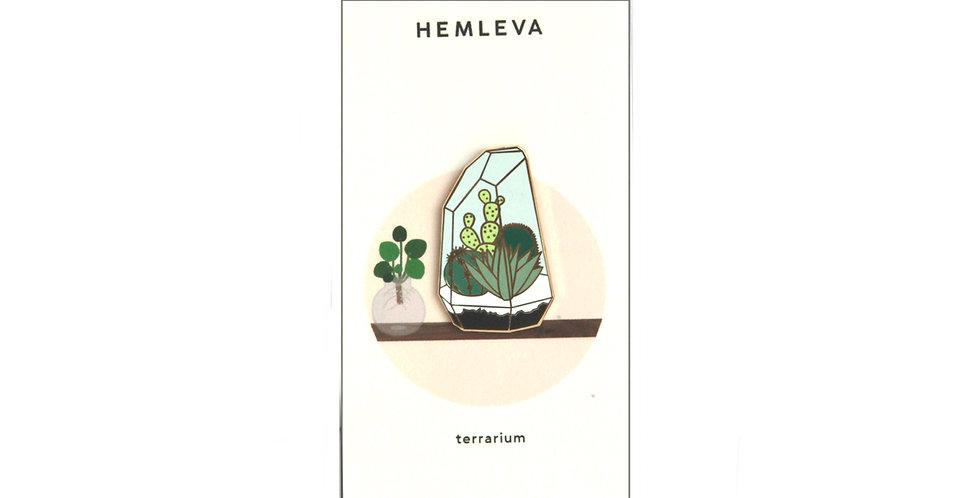 Pin de terrario de Hemleva