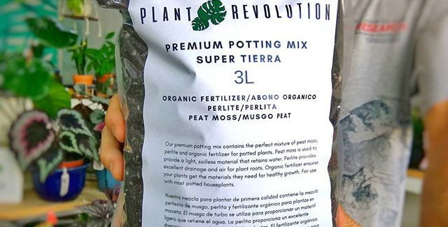 3L Premium Potting Mix