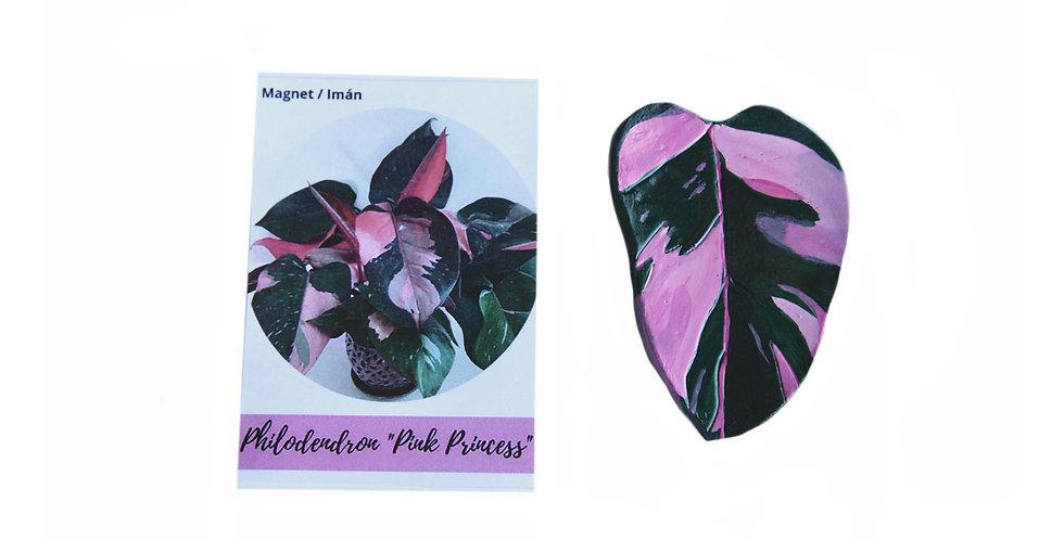 magnet pink princess