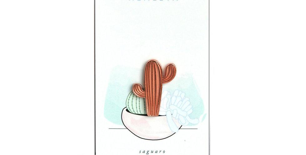 Hemleva cactus pin