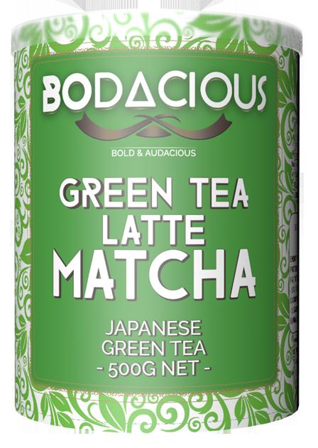 Green Tea Matcha Latte Blend 500g
