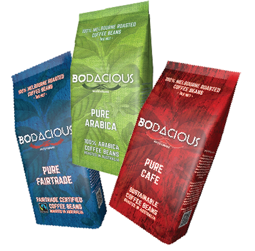 Bodacious Coffee Bundle