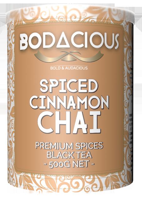 Spiced Cinnamon Chai Latte Blend 500g