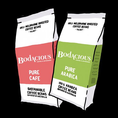 Bodacious Coffee Bundle