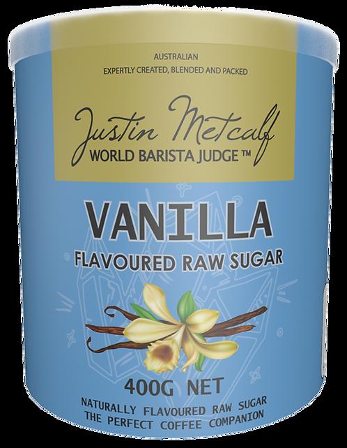 Flavoured Raw Sugars 400g