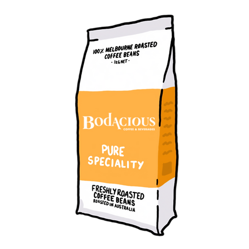 'Pure Speciality' Coffee Beans 1kg