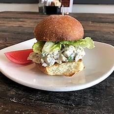 Chicken Salad Slider