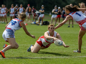Touch Rugby seek more Athletic Speed