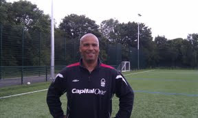 Nottingham Forest Academy FC Run Technique Specialist