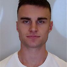 Toby Harries runs 200m Final at Manchester International event