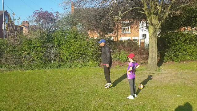 9 Year-old Fotball Long Term Speed Development