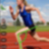 Sprinting technique